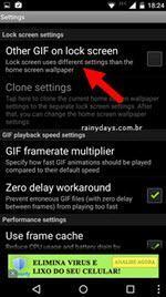 usar gif no Android como papel de parede 5