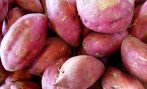 6 benefícios da batata doce para a saúde