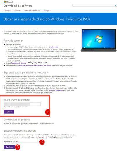 pen drive de instalação do Windows 7 (2)