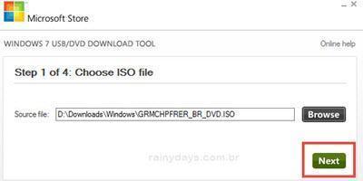 pen drive de instalação do Windows 7 (6)
