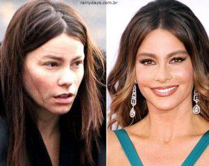 Atrizes sem maquiagem (Fotos)