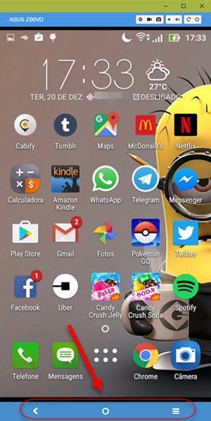 Como controlar Android pelo Chrome