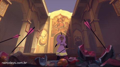Curta de Animação King Kills