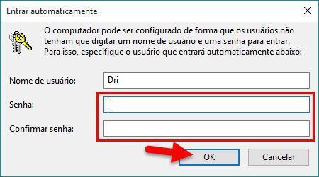 Como fazer login no Windows 10 sem senha