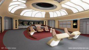 Tour Virtual pela USS Enterprise NCC-1701-D