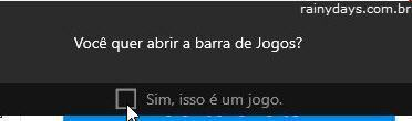 usar gravador de tela do Windows 10