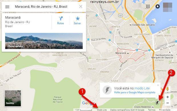 Abrir o Google Maps Mais Rápido
