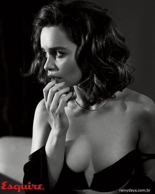 Fotos da Khaleesi Emilia Clarke 1
