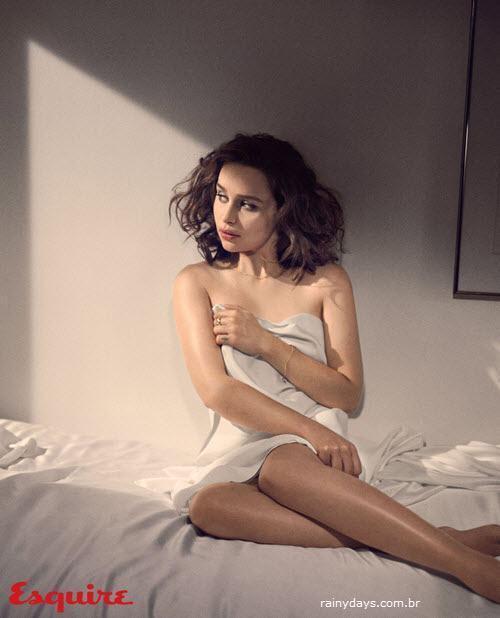 Fotos da Khaleesi Emilia Clarke 3