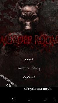 murder room jogo de terror para jogar no Halloween