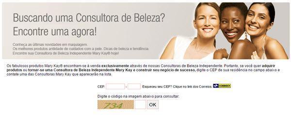Como ser uma consultora Mary Kay