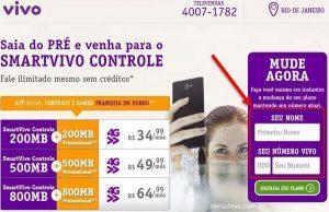 Como Assinar ou Mudar Plano SmartVivo Controle Online