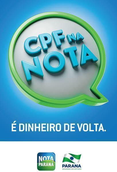 Como fazer o cadastro e conferir os créditos do Nota Paraná