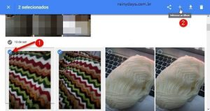 Compartilhar álbuns do Google Fotos com outras pessoas