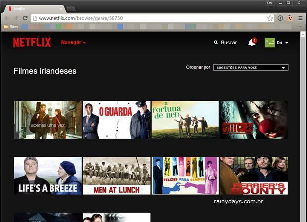 Categorias escondidas do Netflix para filtrar séries e filmes