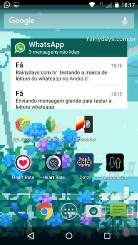 ler mensagens do WhatsApp sem a pessoa saber