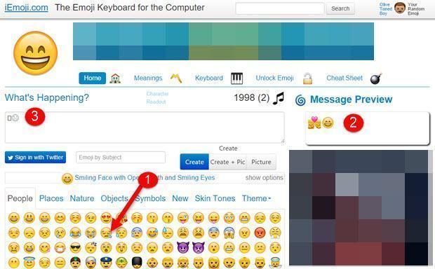 digitar emojis no computador 4