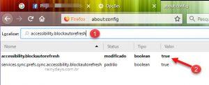 Como bloquear o Auto Refresh de páginas da web