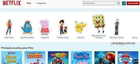 configurar controle dos pais no Netflix 10