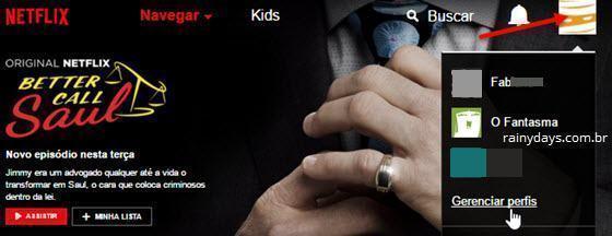 configurar controle dos pais no Netflix 5