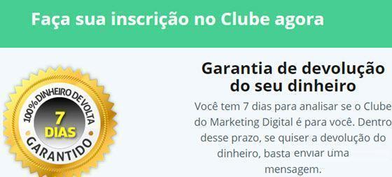 Curso Clube do Marketing Digital