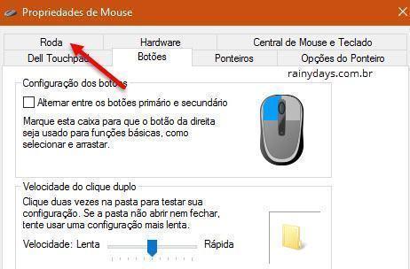 Customizar velocidade do mouse no Windows 10 (5)