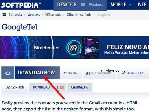 download GoogleTel