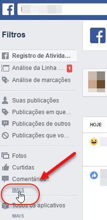 Filtros Mais Facebook