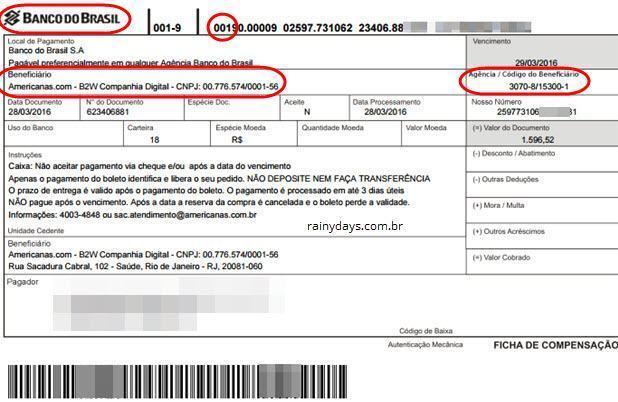 Identificar boleto falso 2