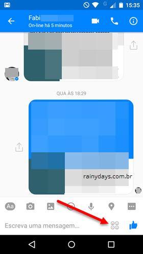 jogar basquete no Messenger