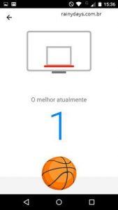 Como jogar basquete no Messenger