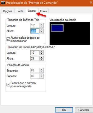 Personalizar o Prompt de Comando no Windows 10 (4)