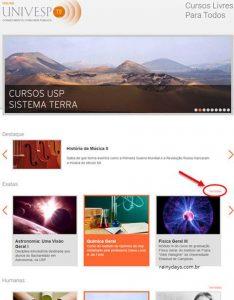 Cursos gratuitos USP, Unicamp e Unesp online