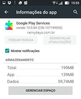 Google Play Services no Android