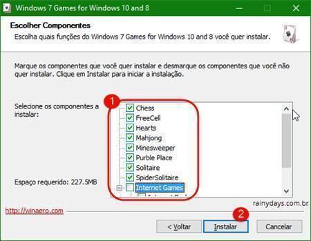 Como Colocar jogos do Windows 7 no Windows 10