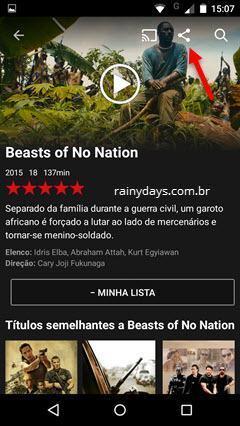 compartilhar filmes do Netflix 2