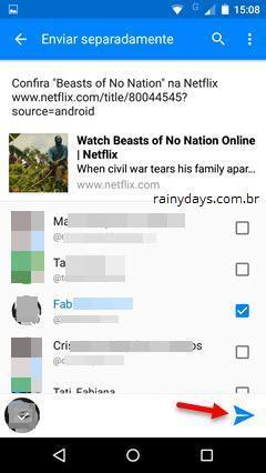compartilhar filmes do Netflix 4