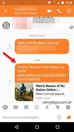 compartilhar filmes do Netflix 5