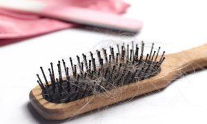 Diminuir a queda de cabelo