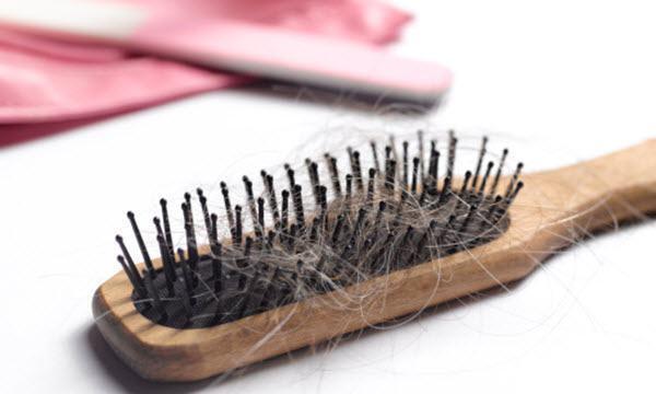 Diminuir queda de cabelo