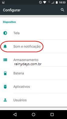 esconder as notificações da tela do Android 1