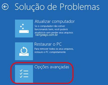 iniciar Windows 10 em modo de segurança 2