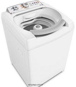 Peso das roupas para colocar na máquina de lavar