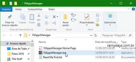 arquivo 10AppsManager
