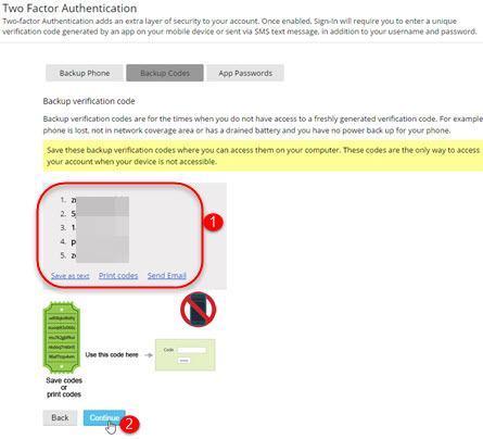 Ativar verificação em duas etapas no Zoho Mail 7