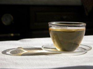 Emagracendo com chá verde