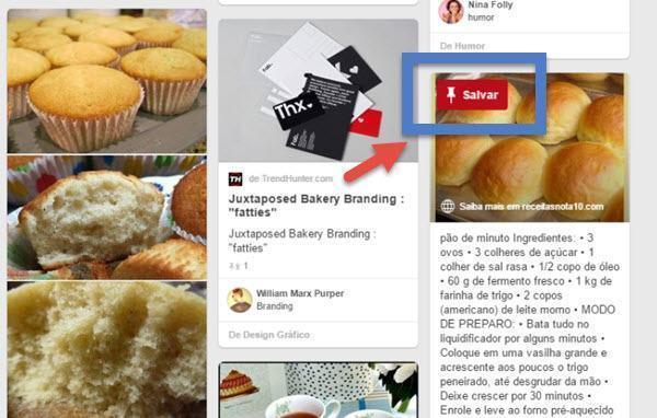 Como criar uma conta no Pinterest