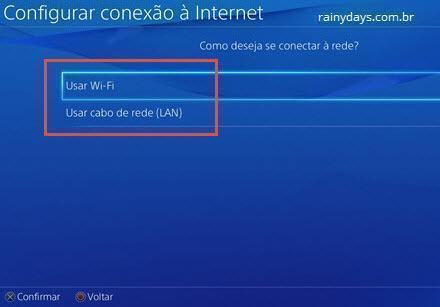 Como mudar DNS do PS4 (1)