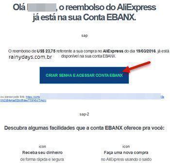 Abrir disputa na AliExpress para produto não entregue 5