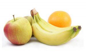Tipos de frutas cítricas e não-cítricas